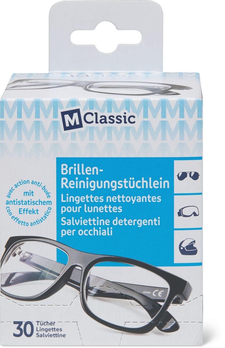 M-Classic Salviettine occhiali