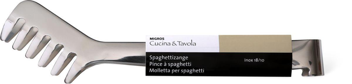 Molletta per spaghetti cucina tavola migros for Tavola per cucina