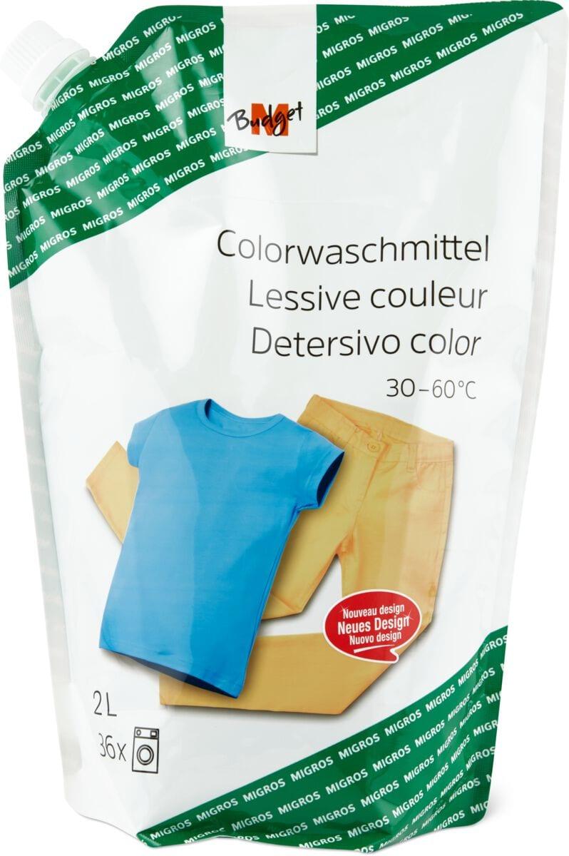 M-Budget Detersivo Color