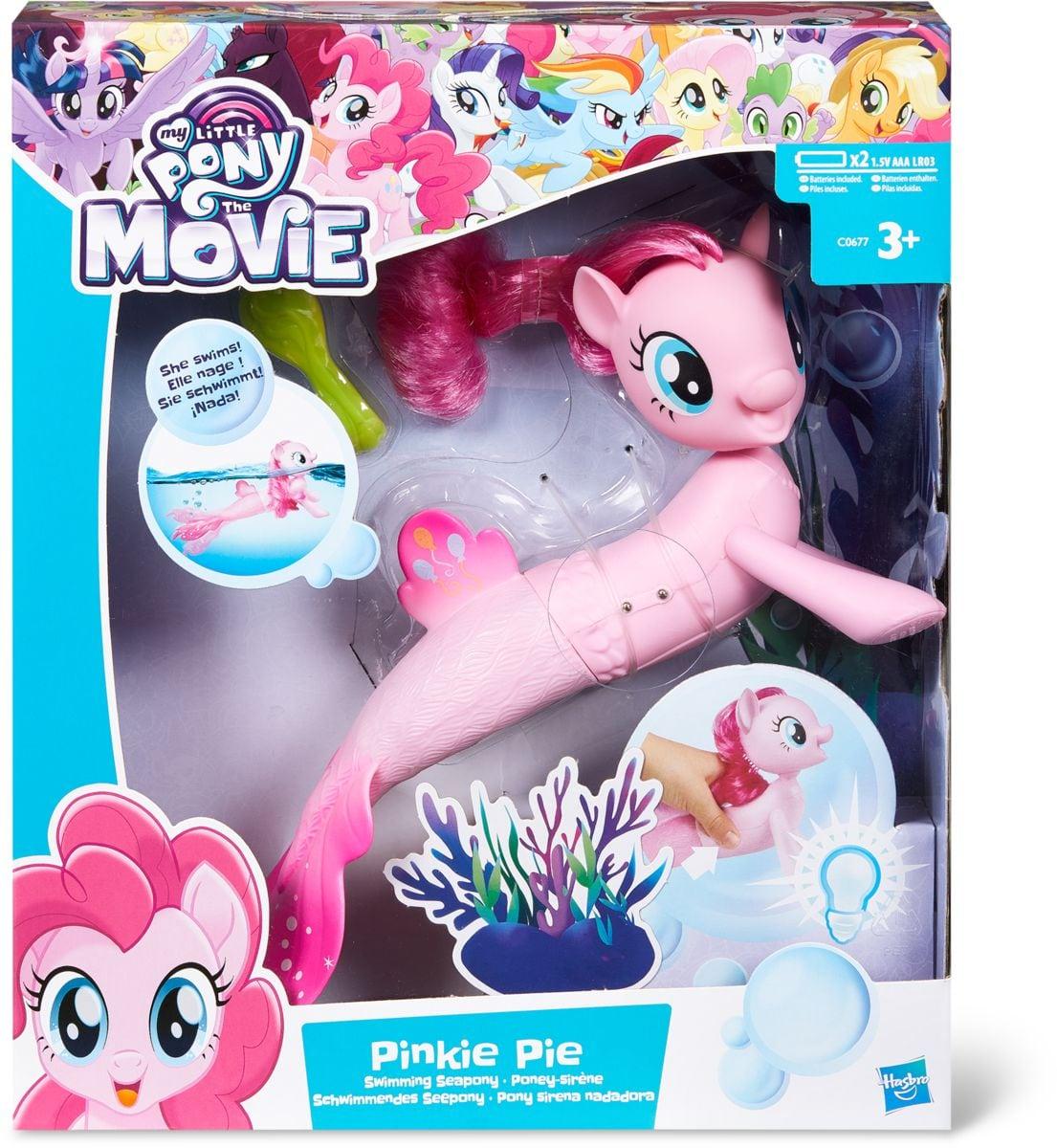 My Little Pony Movie Schwimmendes Seepony Pinkie Pie