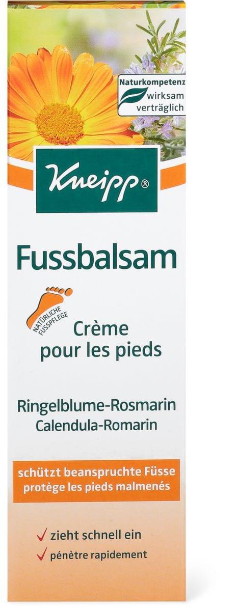 Kneipp Crème pieds Calendula-Romarin