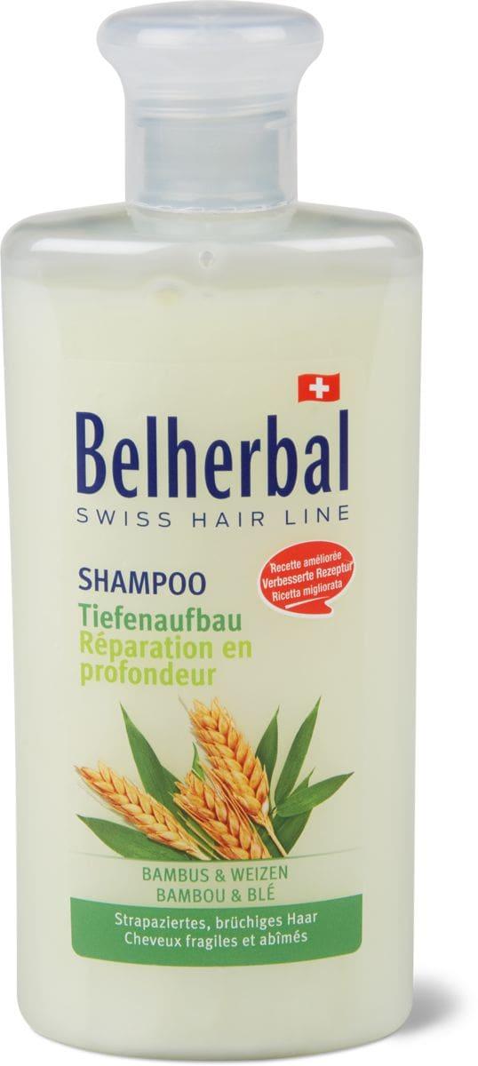 Belherbal shampooing réparation