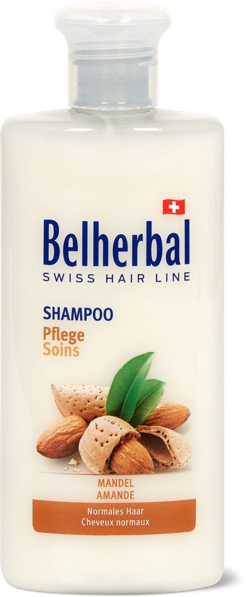 Belherbal shampoo cura