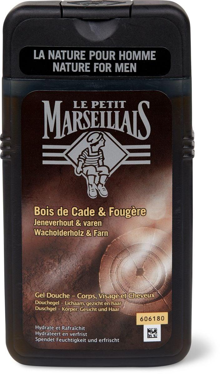 Le Petit Marseillais Duschgel Wacholderholz & Farn