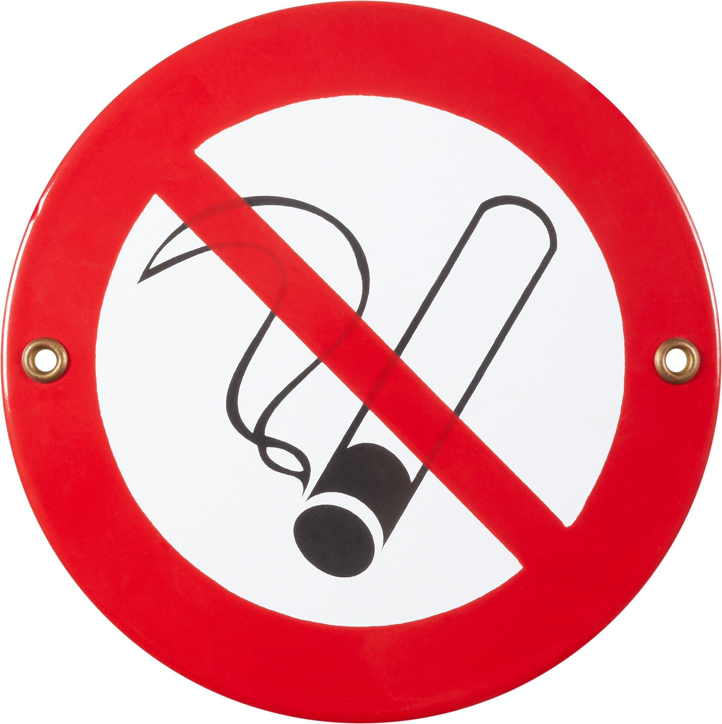 Emailschild Nichtraucher Symbol | Migros