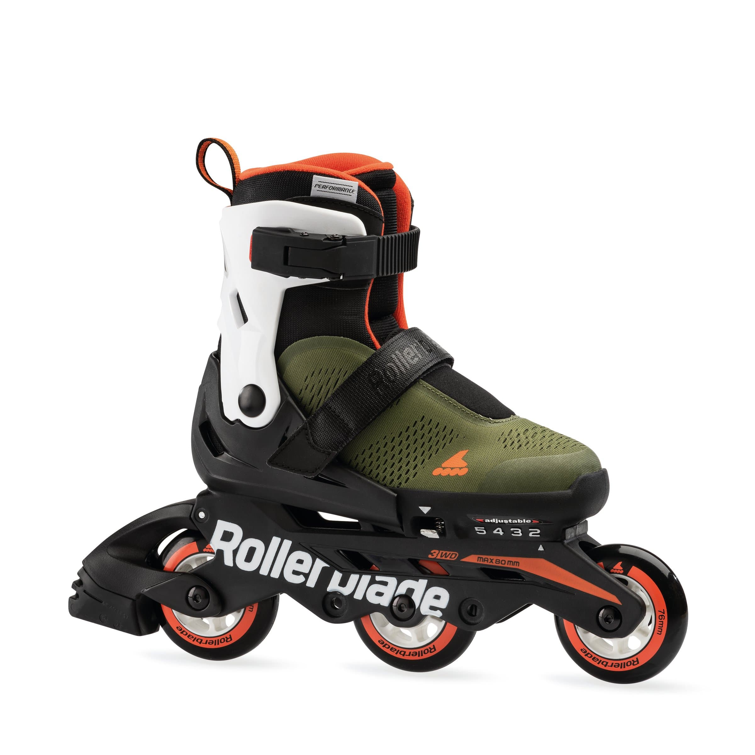 Rollerblade Microblade Free 3WD Kids-Inline