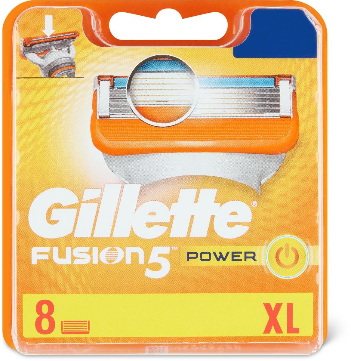 Gillette FusionPower Lames de rechange