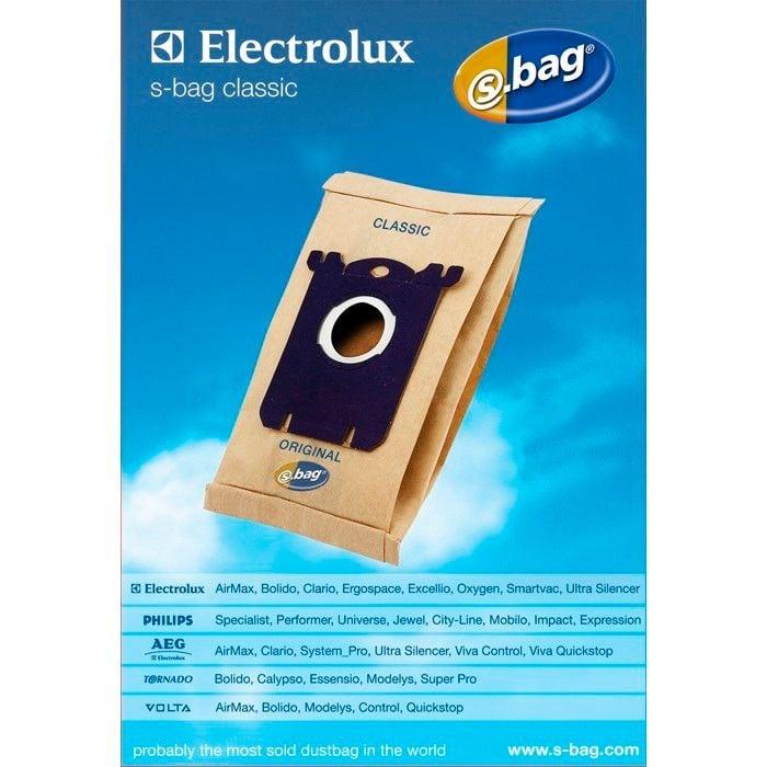electrolux s bag e200b classic staubsauger staubbeutel migros. Black Bedroom Furniture Sets. Home Design Ideas