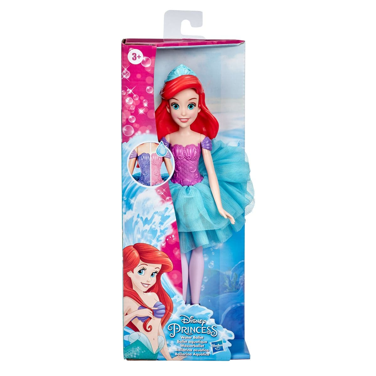 Disney Princess Wasserballet Arielle Puppe