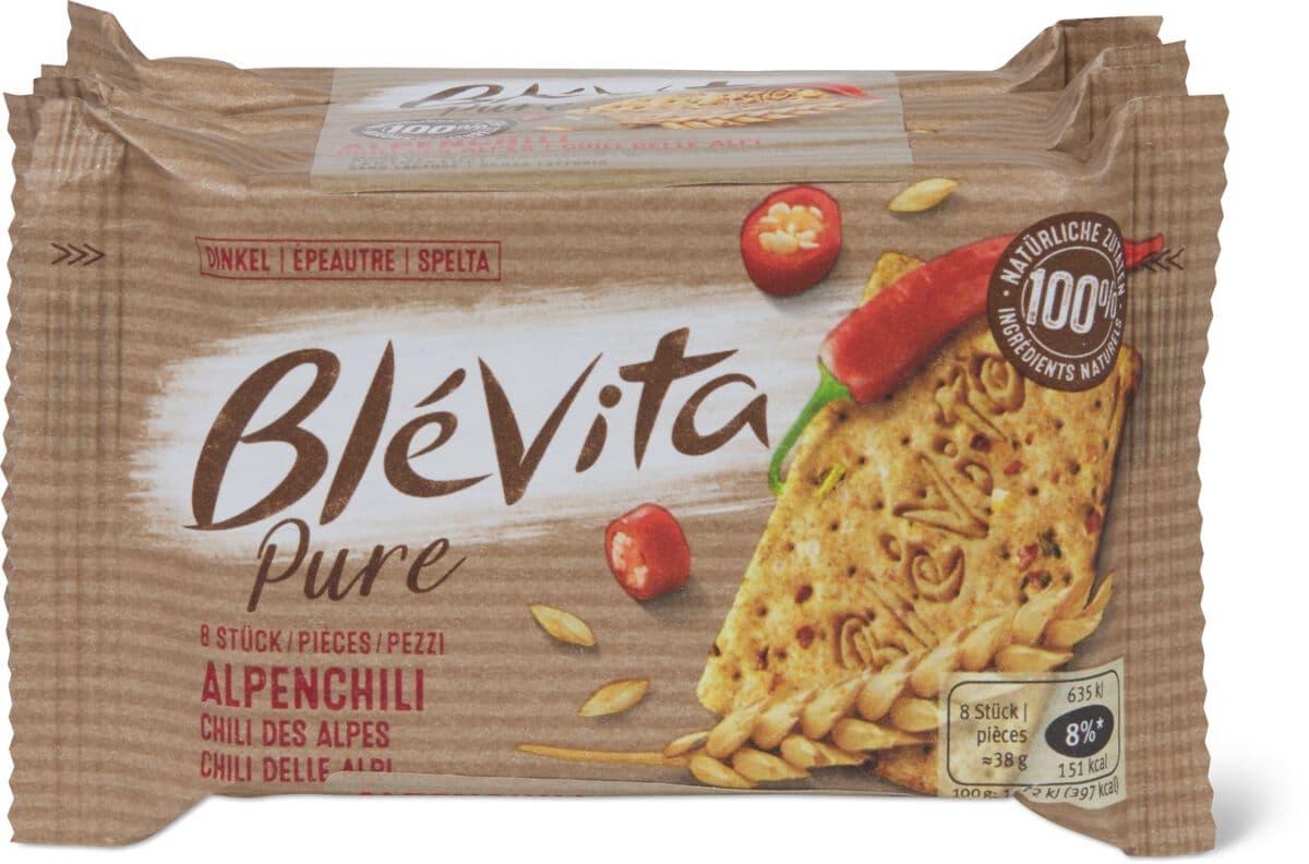 Blévita Pure Alpenchili