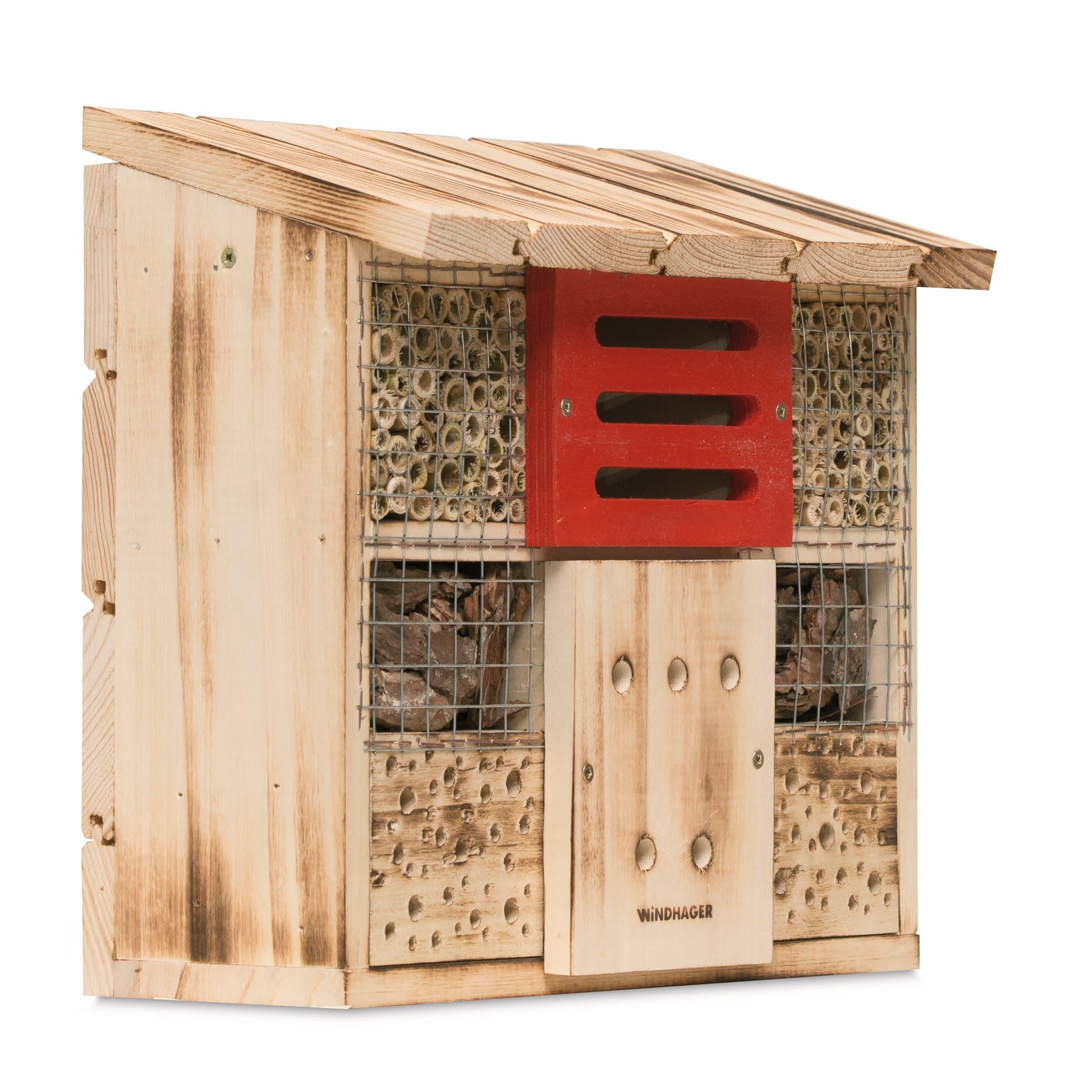 insektenhotel zur linde migros. Black Bedroom Furniture Sets. Home Design Ideas