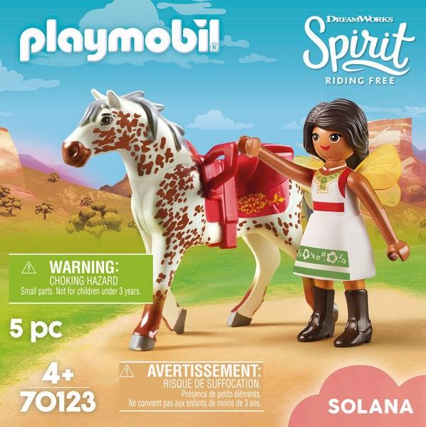 PLAYMOBIL 70123 Solana voltigeuse