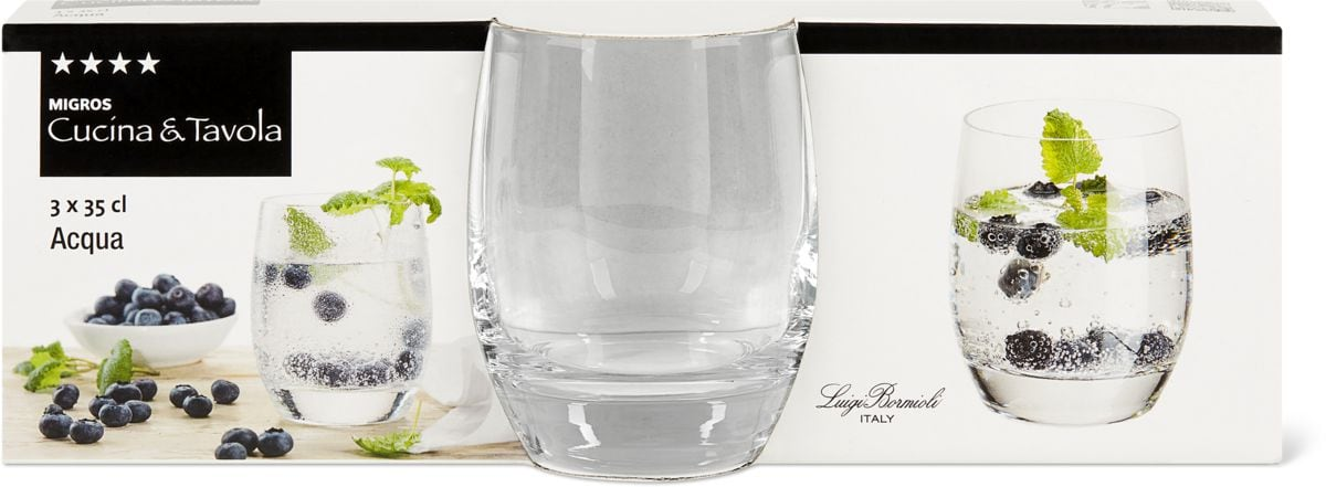 Cucina & Tavola CASTELLO Bicchiere per l'acqua