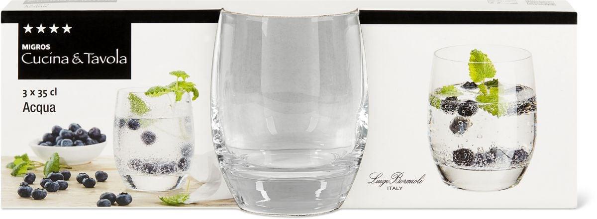 Cucina & Tavola CASTELLO Wasserglas
