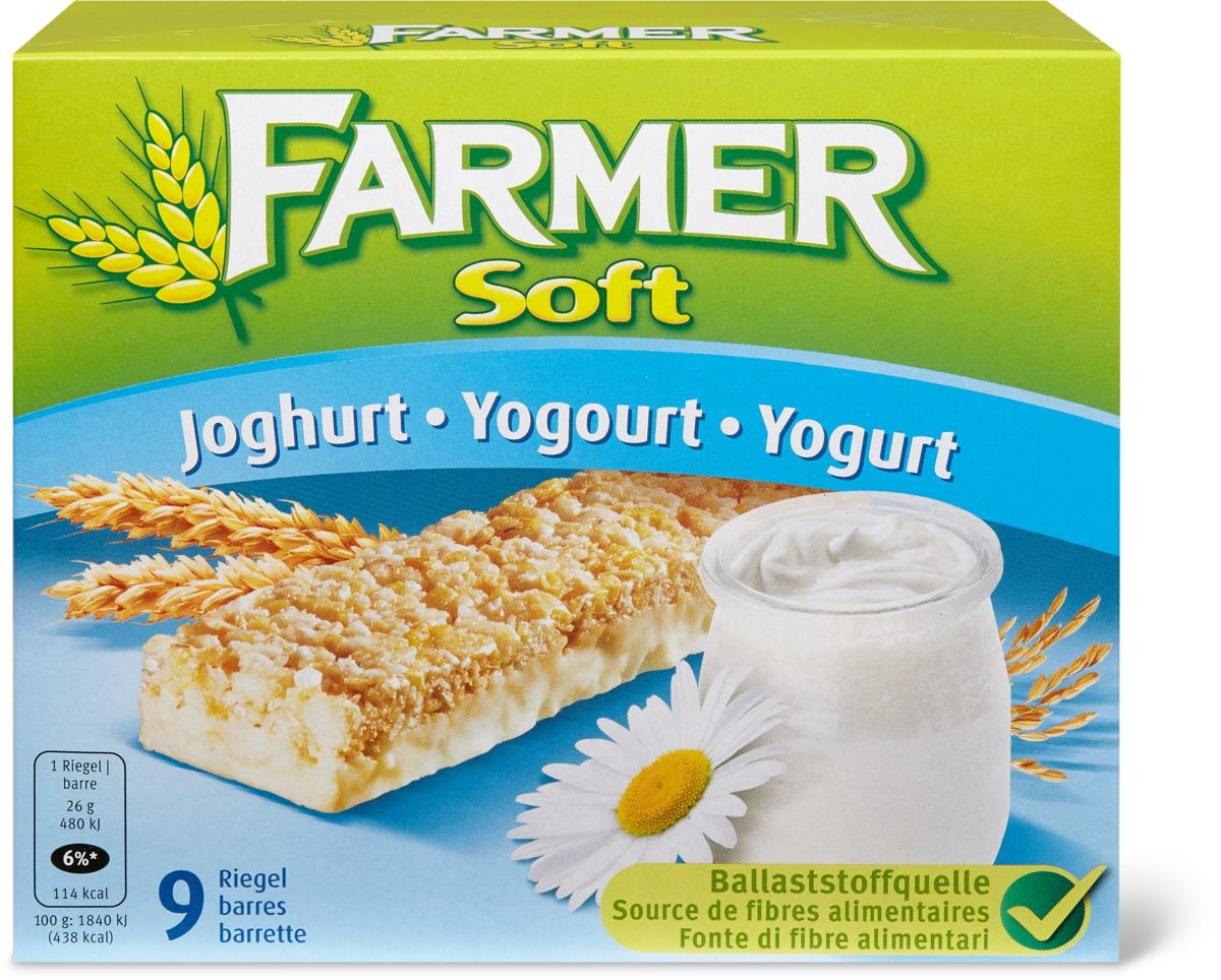 Farmer Soft Yogourt