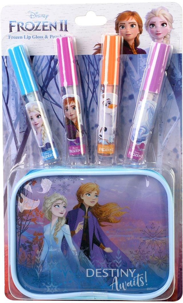 Disney Frozen 2 4-Lipgloss Set Schminken