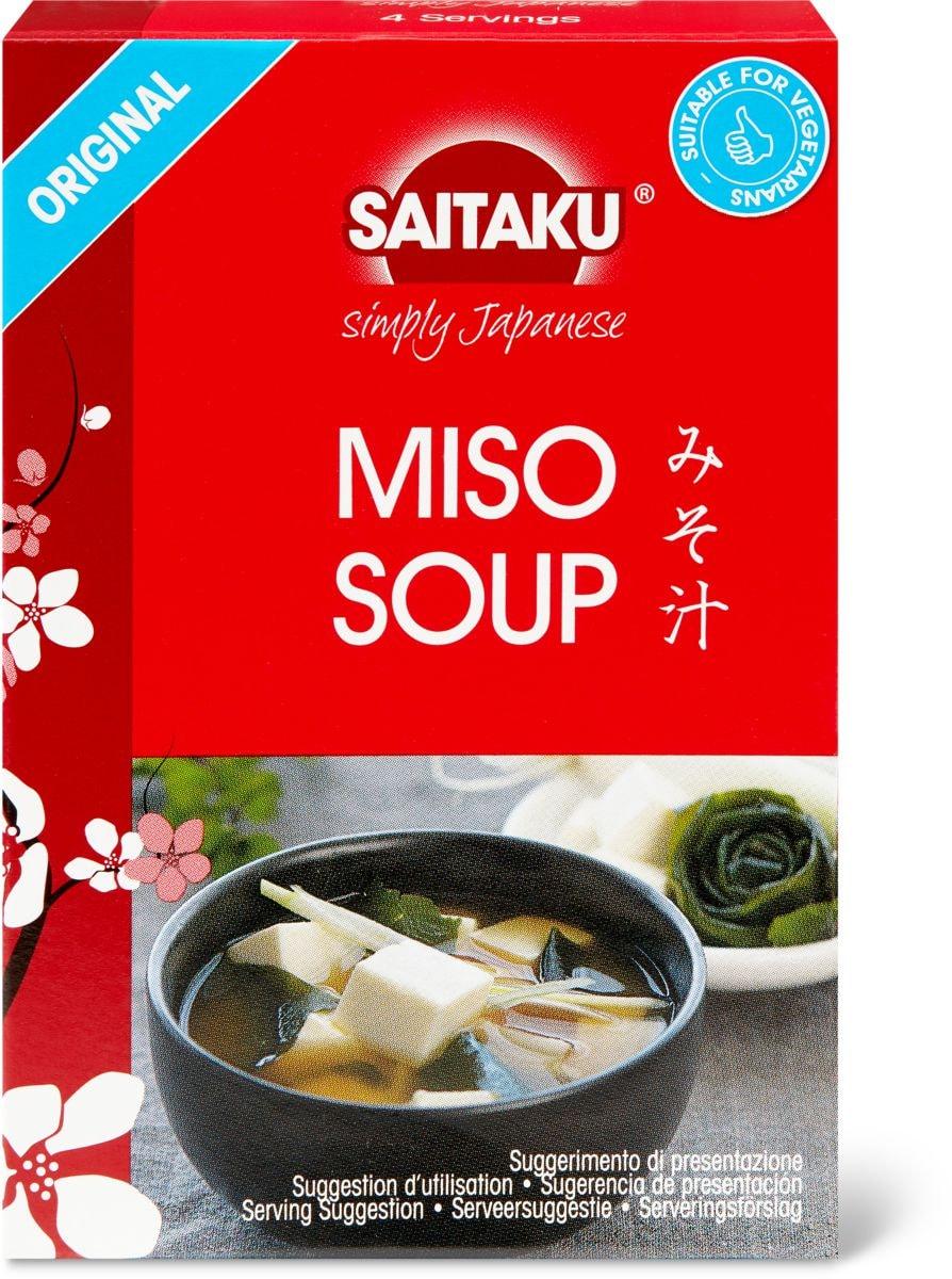Saitaku Miso Suppe