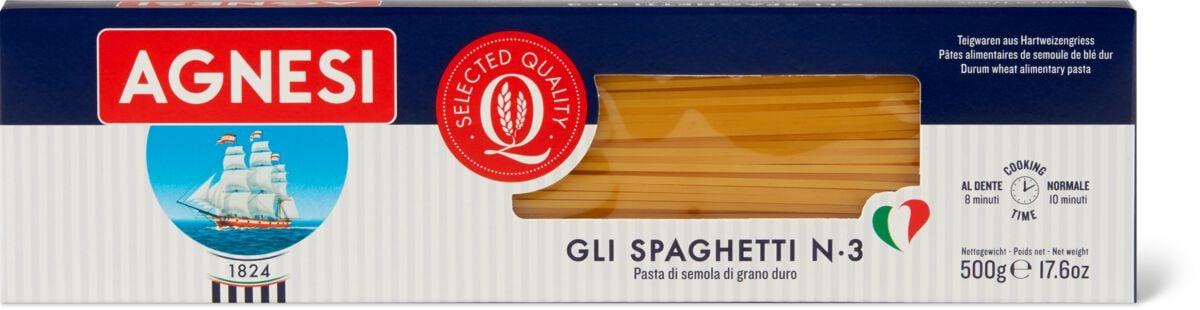 Agnesi Spaghetti N.3