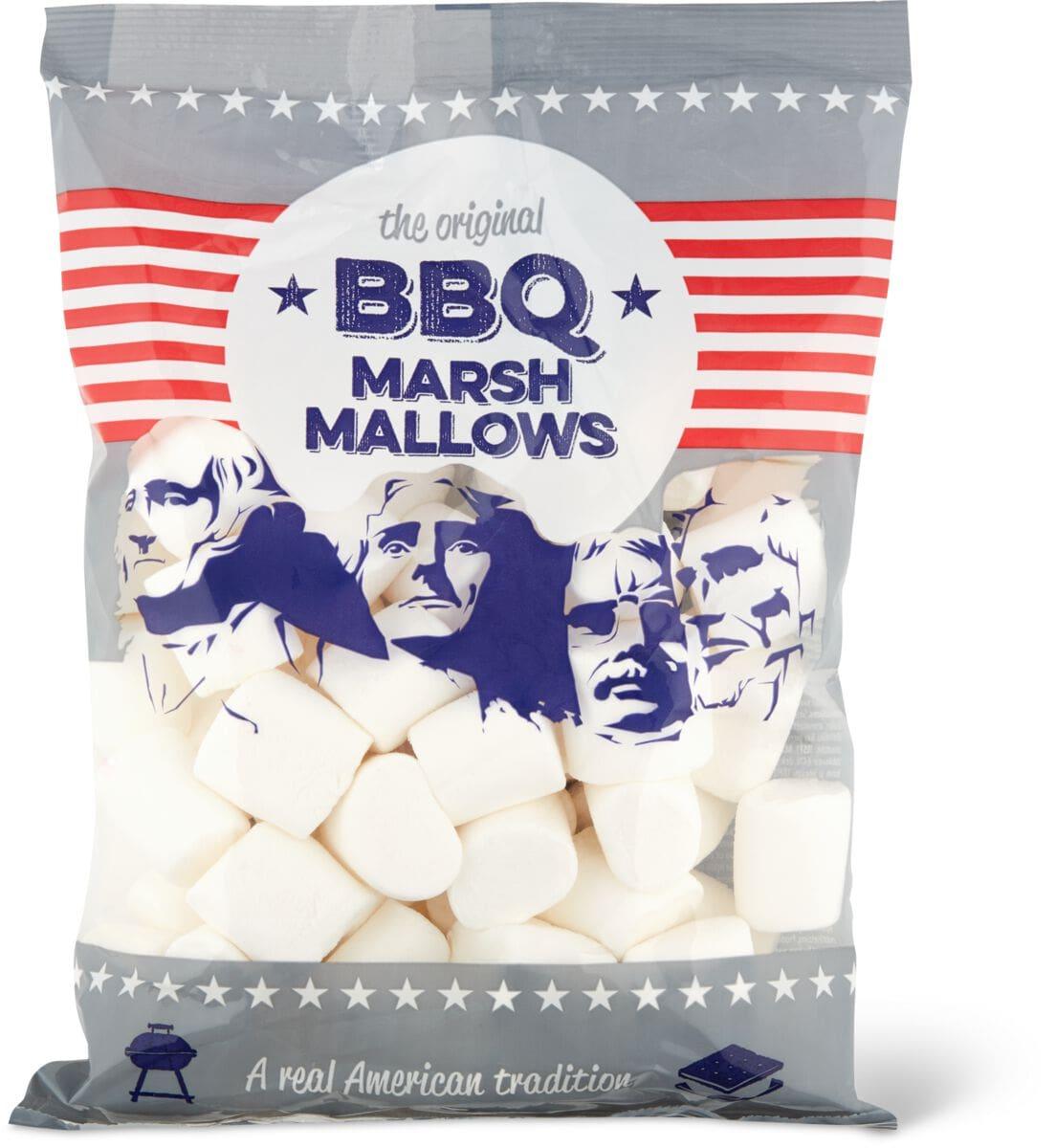 The original Marshmallows bbq