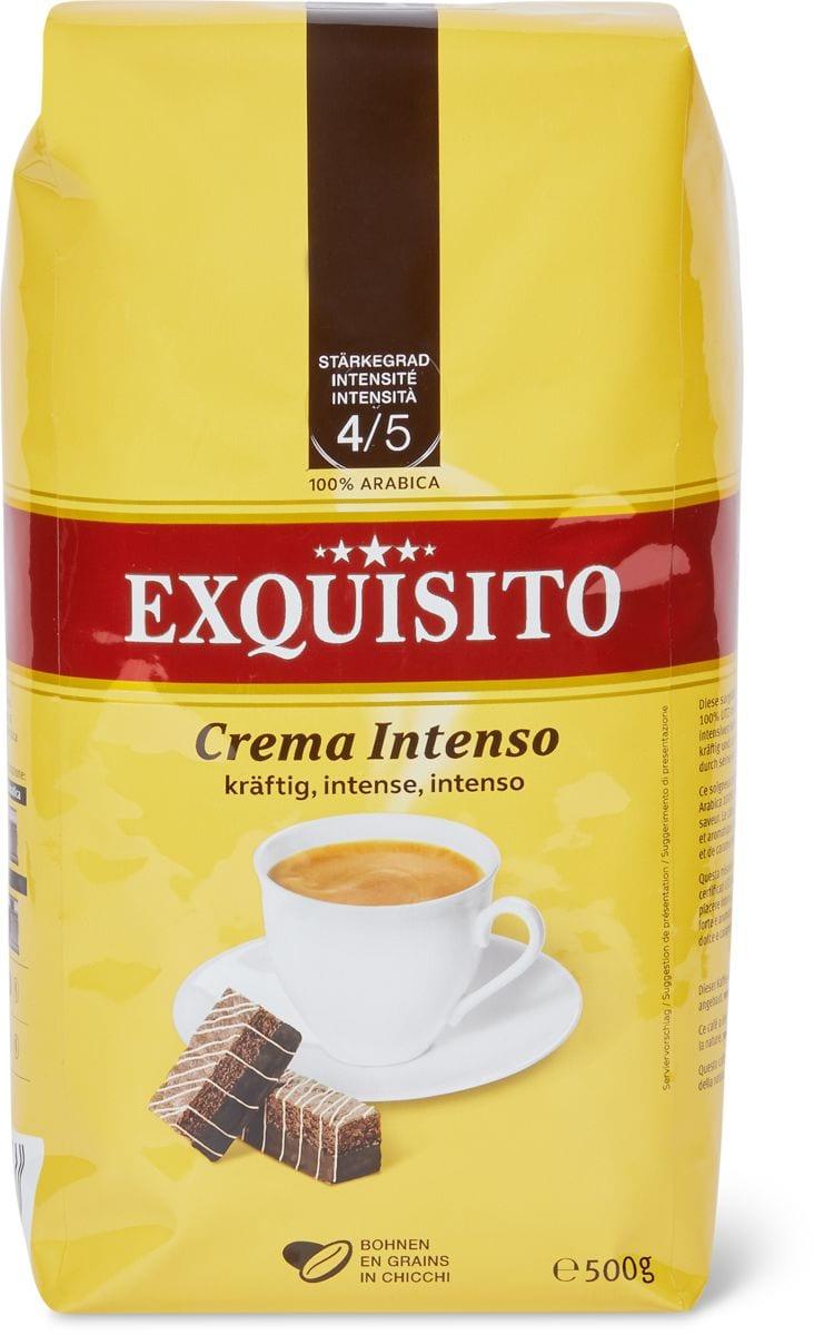 Exquisito Crema Intenso Bohnen