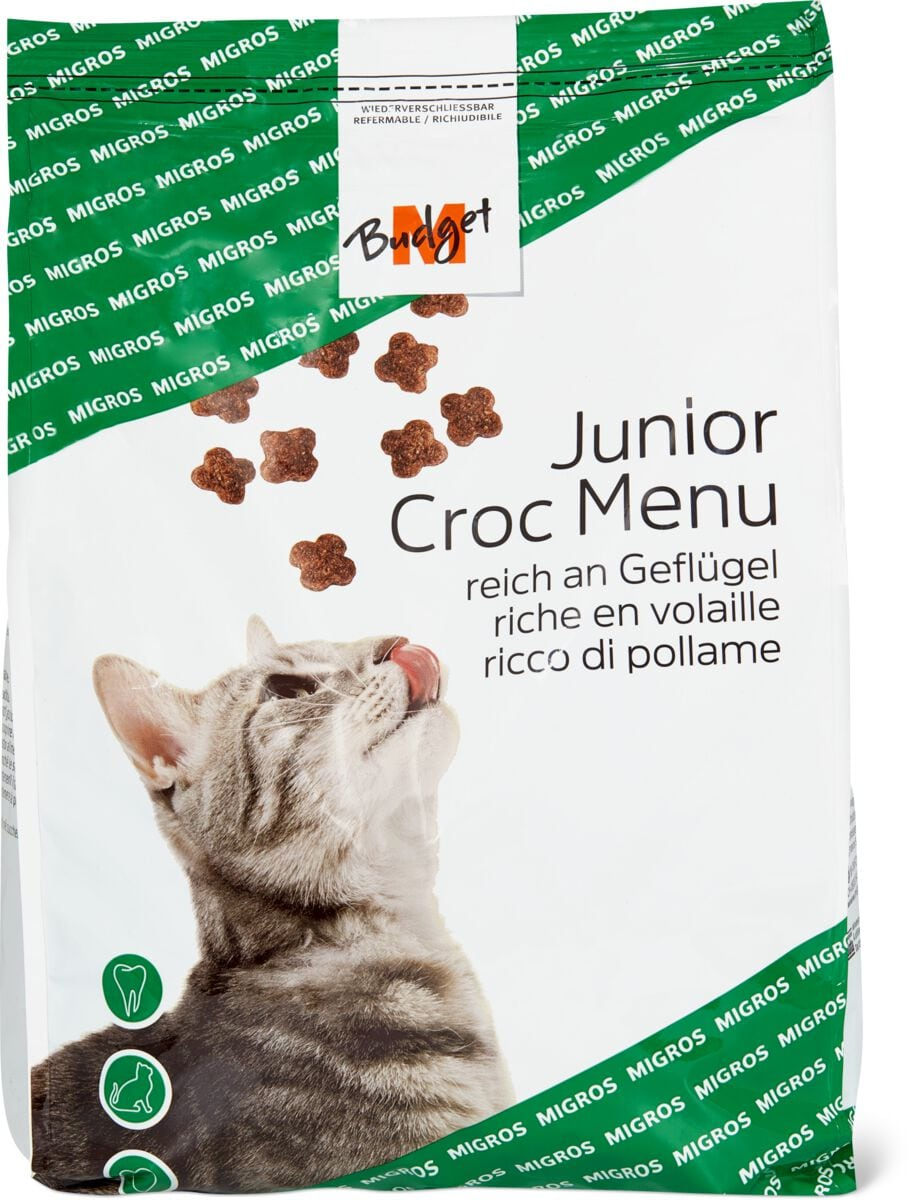 Junior Croc Menu Geflügel