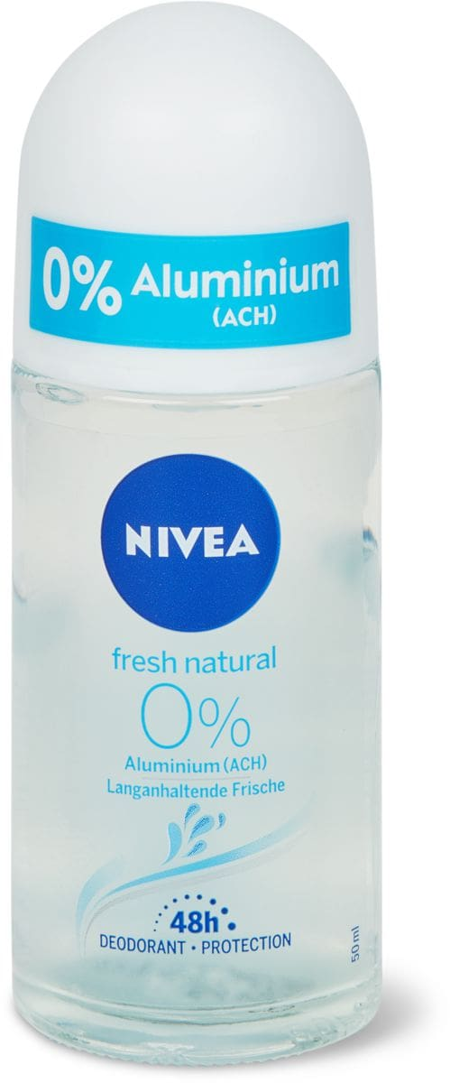 Nivea Deo Fresh Natural Roll-On