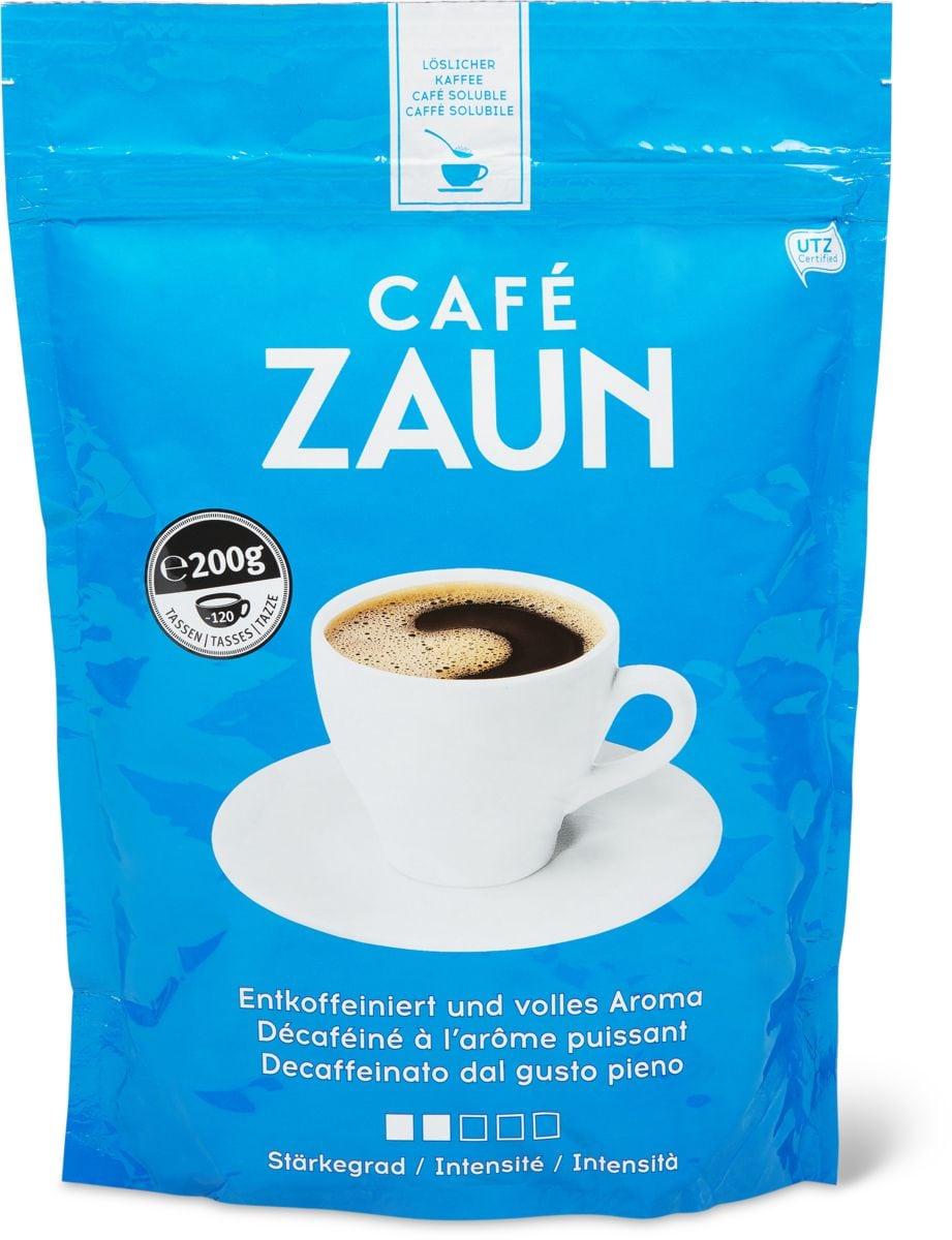Noblesse Café Zaun sacchetti 200g