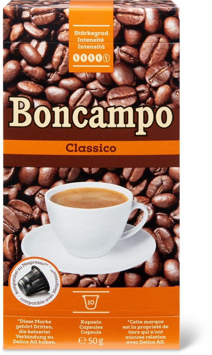 Boncampo classico 10 capsules