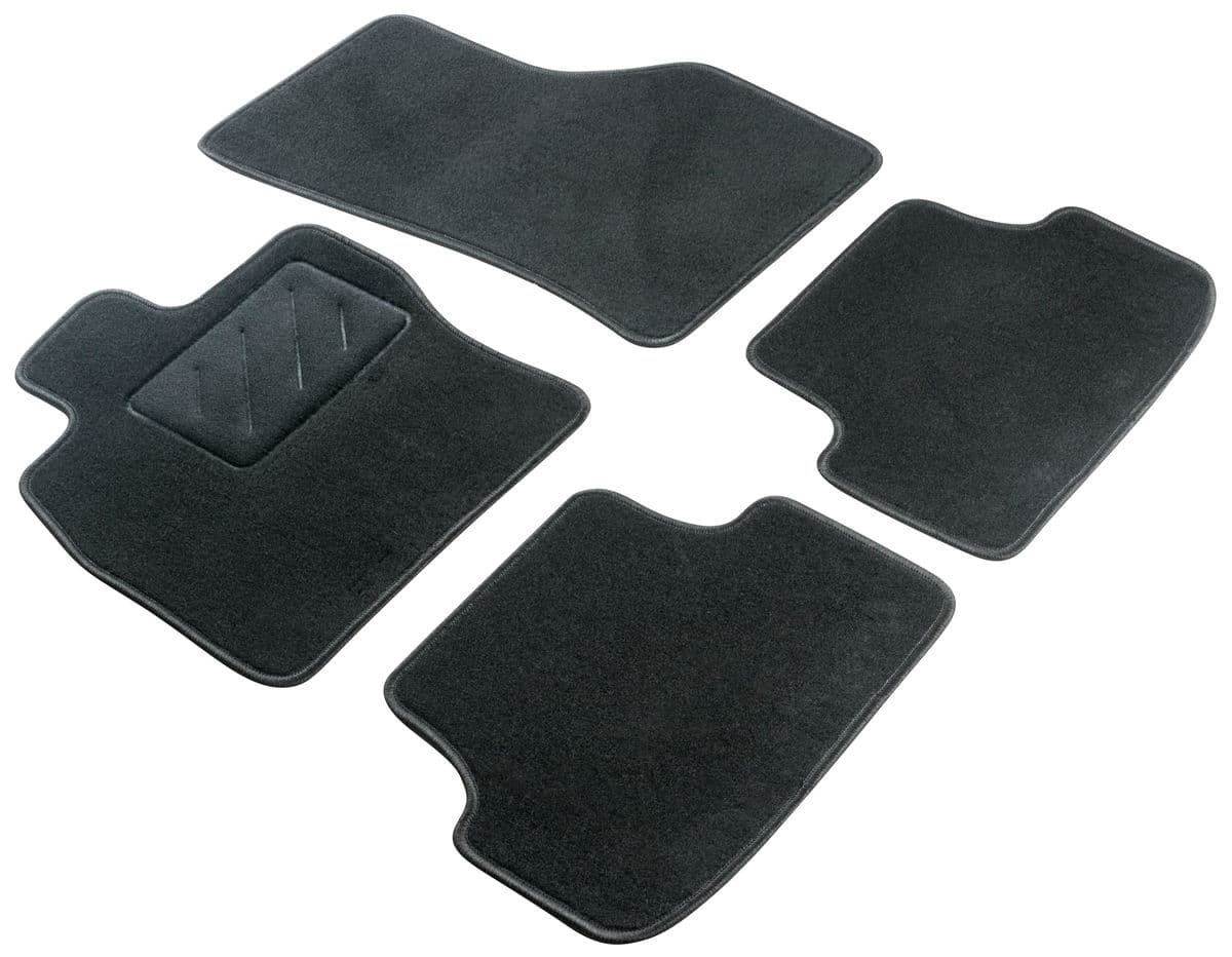 WALSER Set de tapis de voiture standard BMW Tapis de voiture