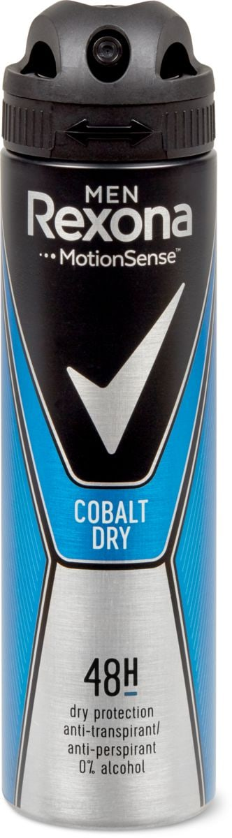 Rexona Men Deo Aerosol Cobalt Dry