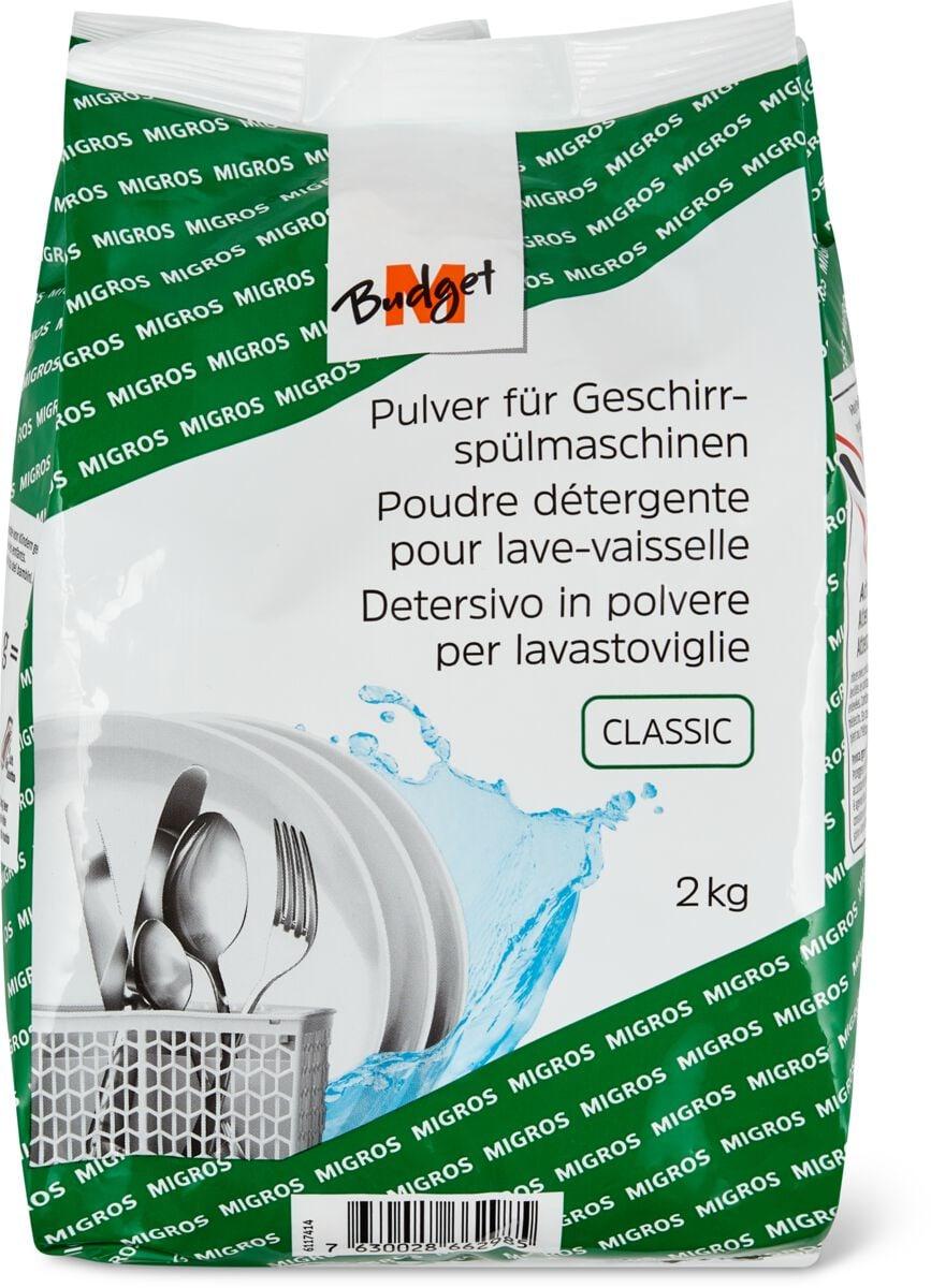 M-Budget Detersivo per lavastoviglie in polvere