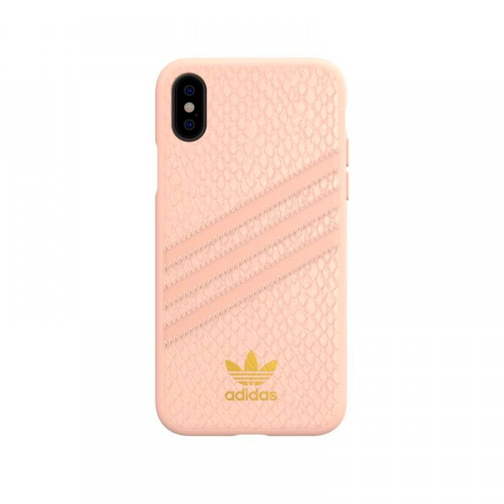 Adidas Originals Moulded Case SNAKE rose vif Coque