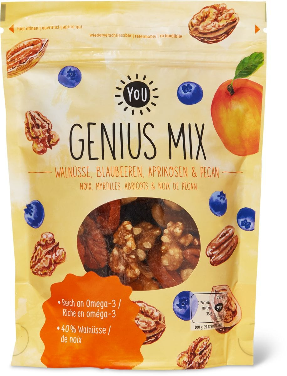 YOU Genius Mix