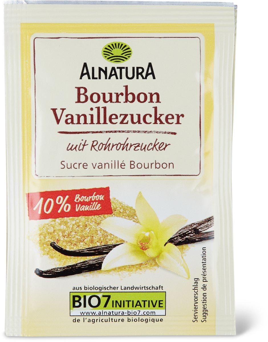 Alnatura sucre Vanillé Bourbon
