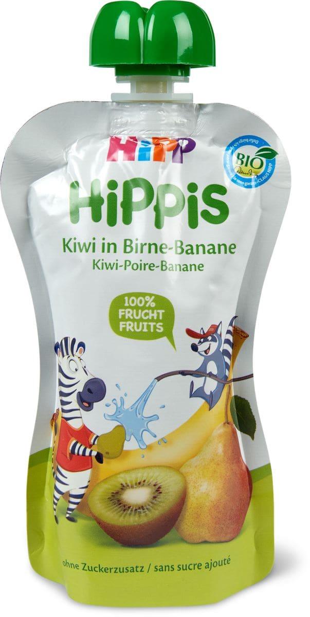 Hipp Gourde poire banane kiwi