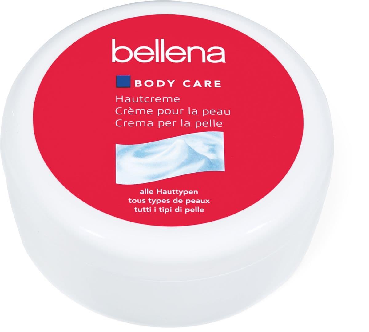 Bellena Creme pour la peau