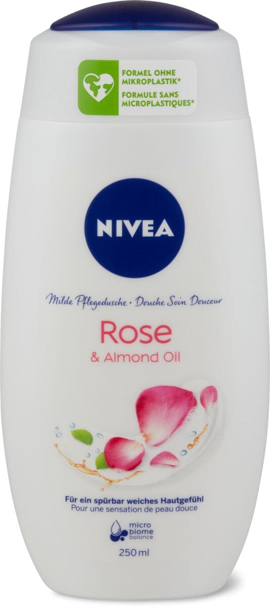 Nivea Pflegedusche Rose & Almond Oil