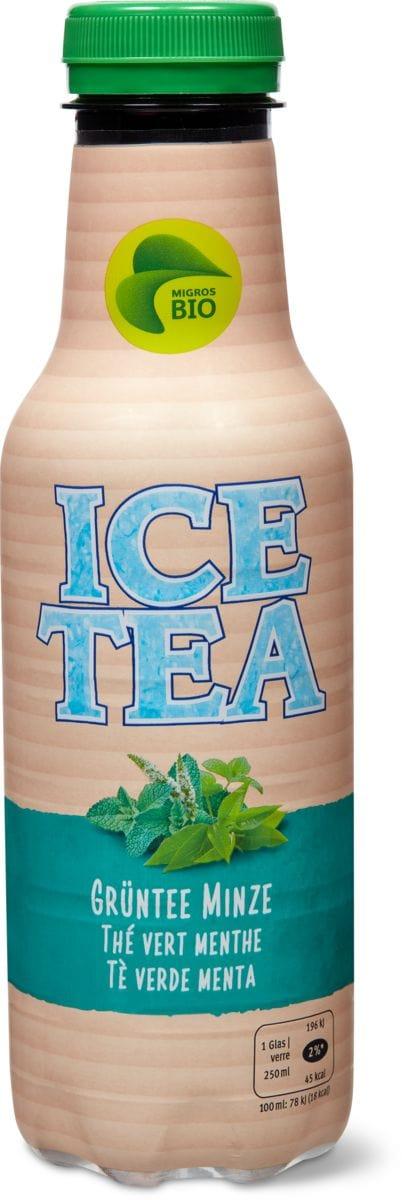 Bio Kult Ice Tea Grüntee Minze