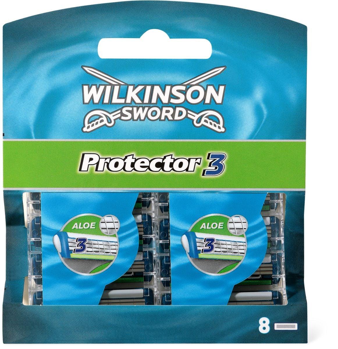 Wilkinson Protector3 Lames de rechange