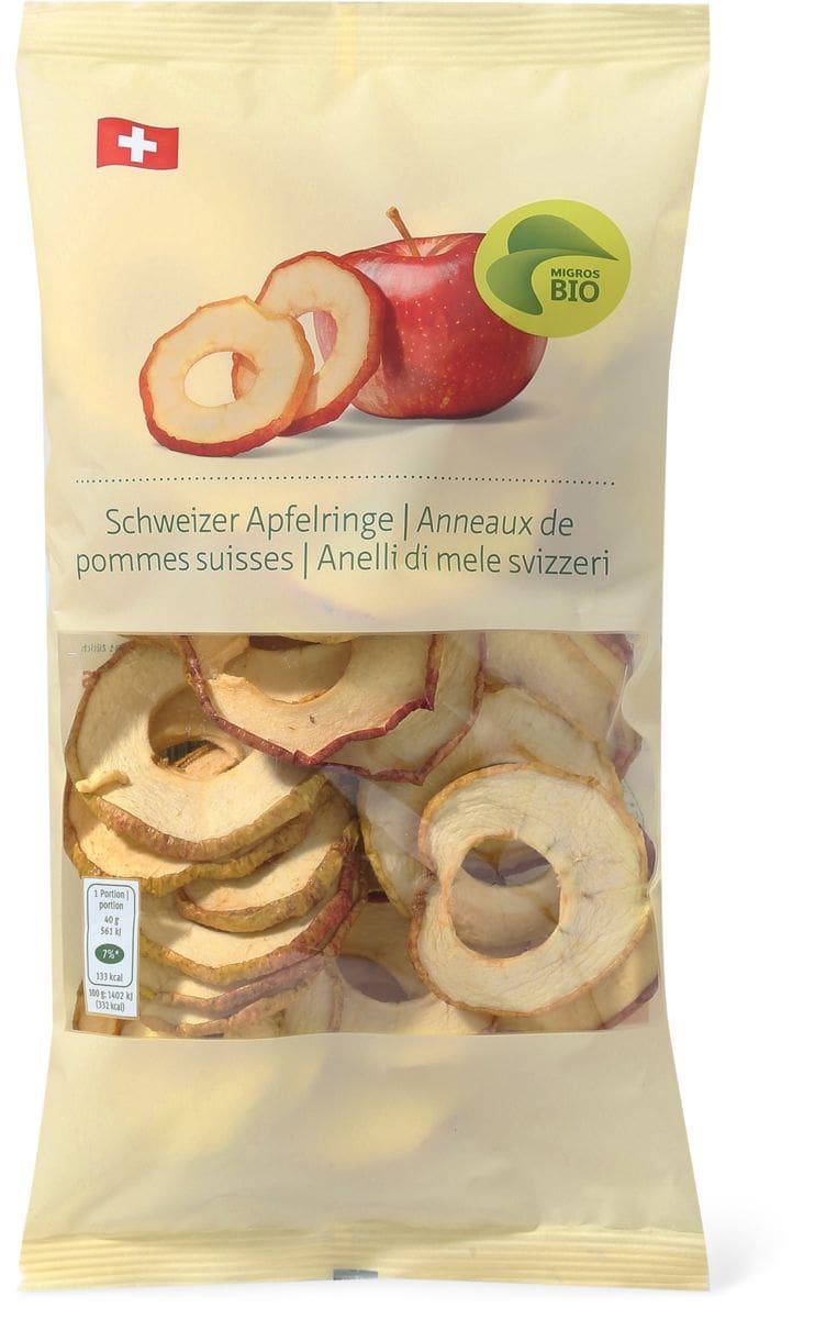 Bio Schweizer Apfelringe