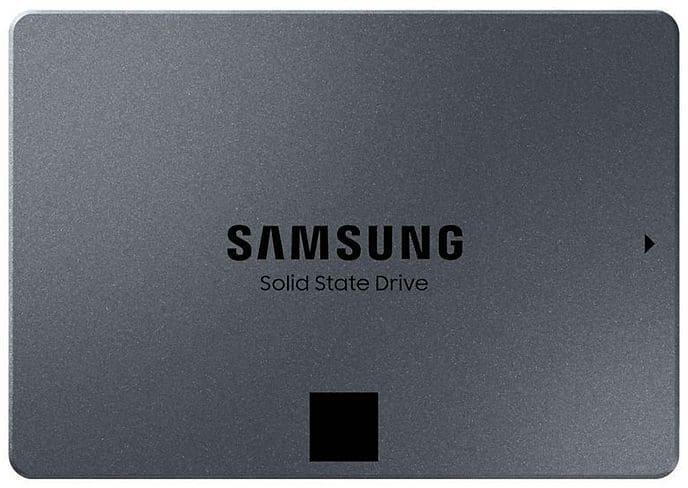 """Samsung SSD 860 QVO 1To 2.5"""" SSD interne"""