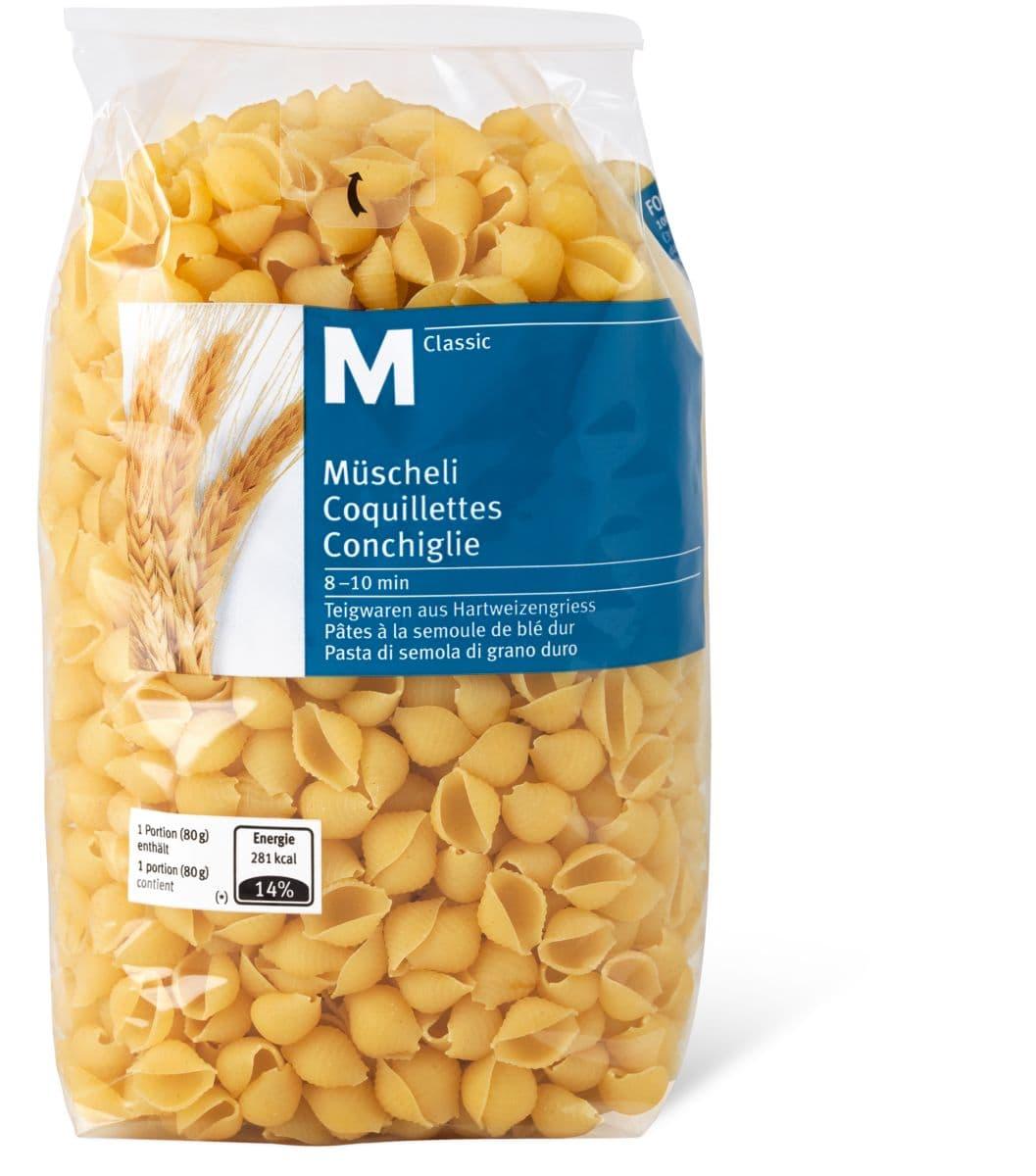 M-Classic Conchiglie