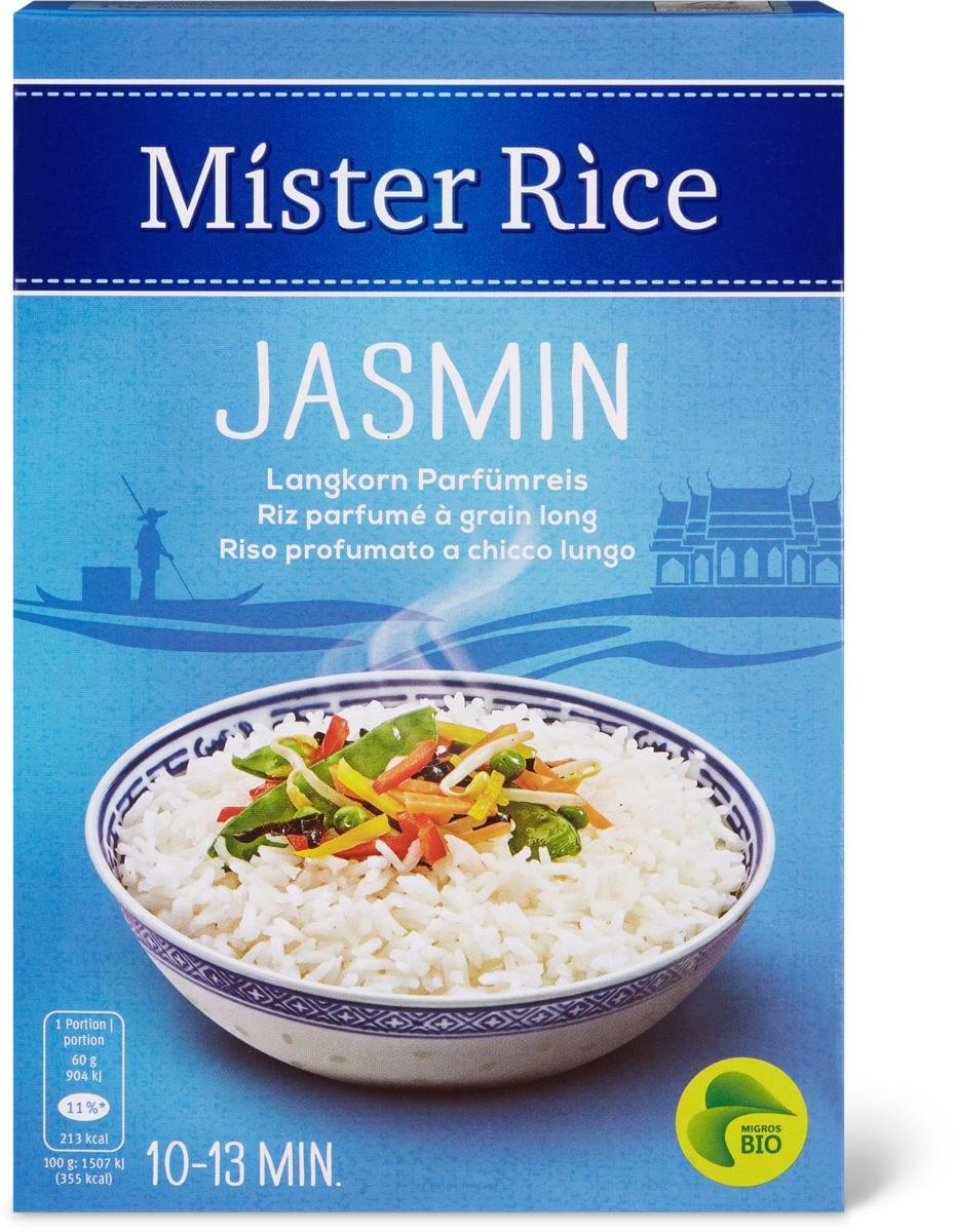 Bio Mister Rice Jasmin