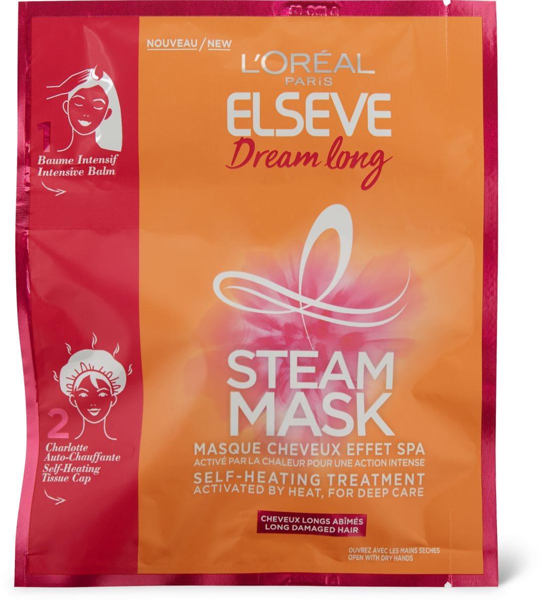 L'Oréal Elseve Dream Long Steam Masque