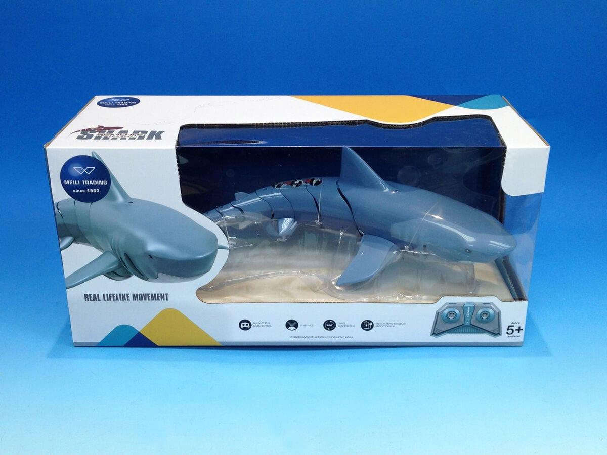 RC Shark 2.4 GHZ Wasser-Spielzeug