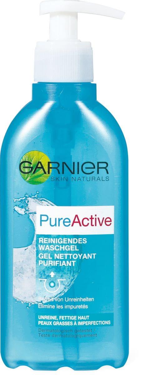 Garnier Pure Active Gel nettoyant