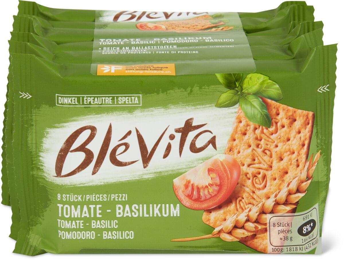 Blévita Tomate-Basilikum