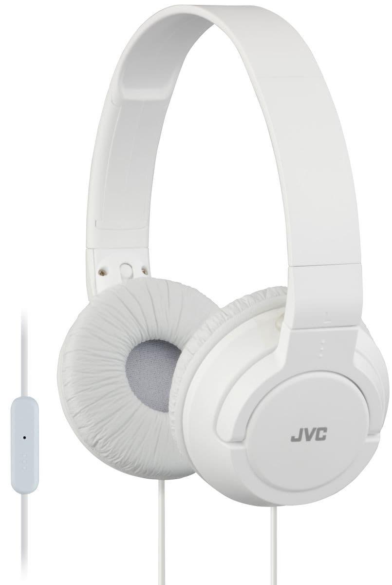 JVC HA-SR185-W - Weiss On-Ear Kopfhörer