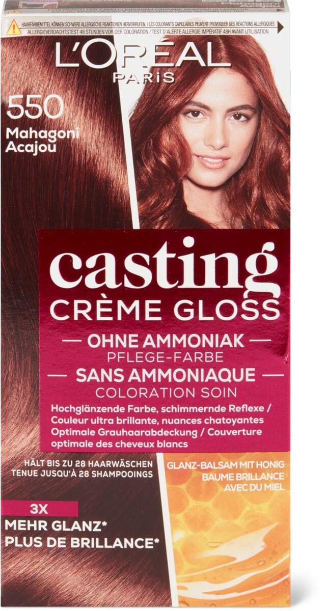 L'Oréal Casting Crème Gloss 550 Mahagoni