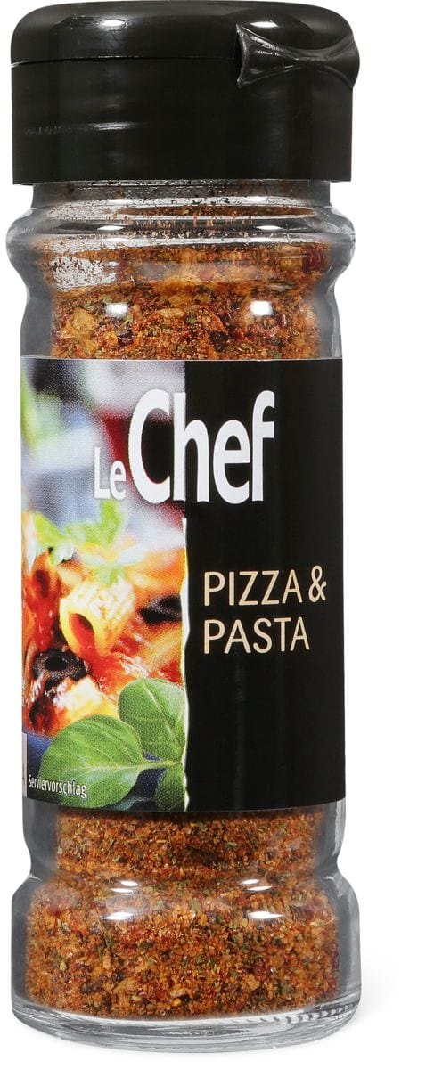 LeChef Pizza & pasta